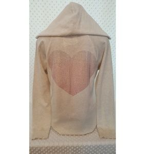 Victoria's Secret Tops - Victoria's Secret ANGEL Full Zip Hoodie